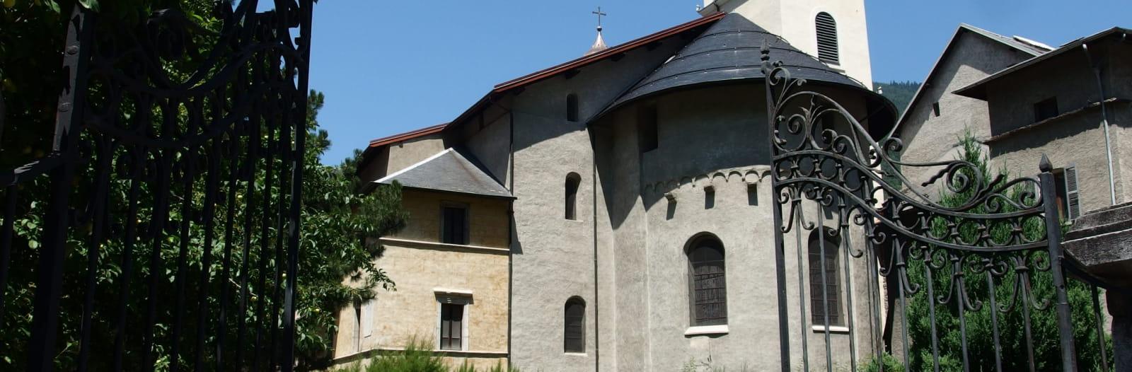 cathédrale Saint Pierre Moûtiers 73600