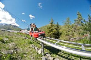 Speed mountain - Luge d'été aux Menuires