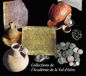 Objets archéologiques