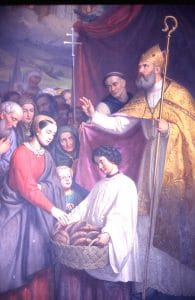Peinture cathédrale Moûtiers (73)
