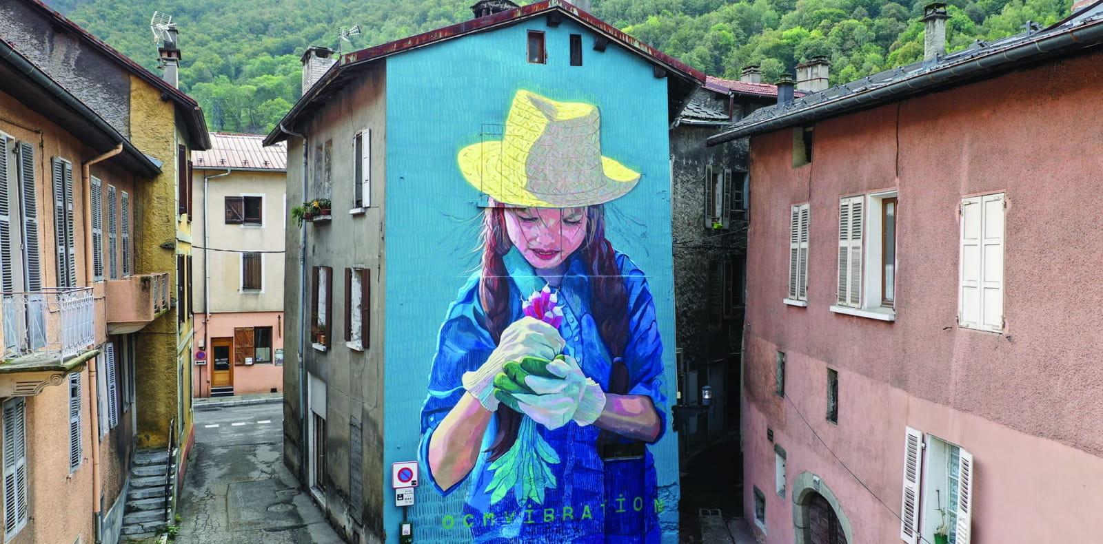 Street Art Moûtiers