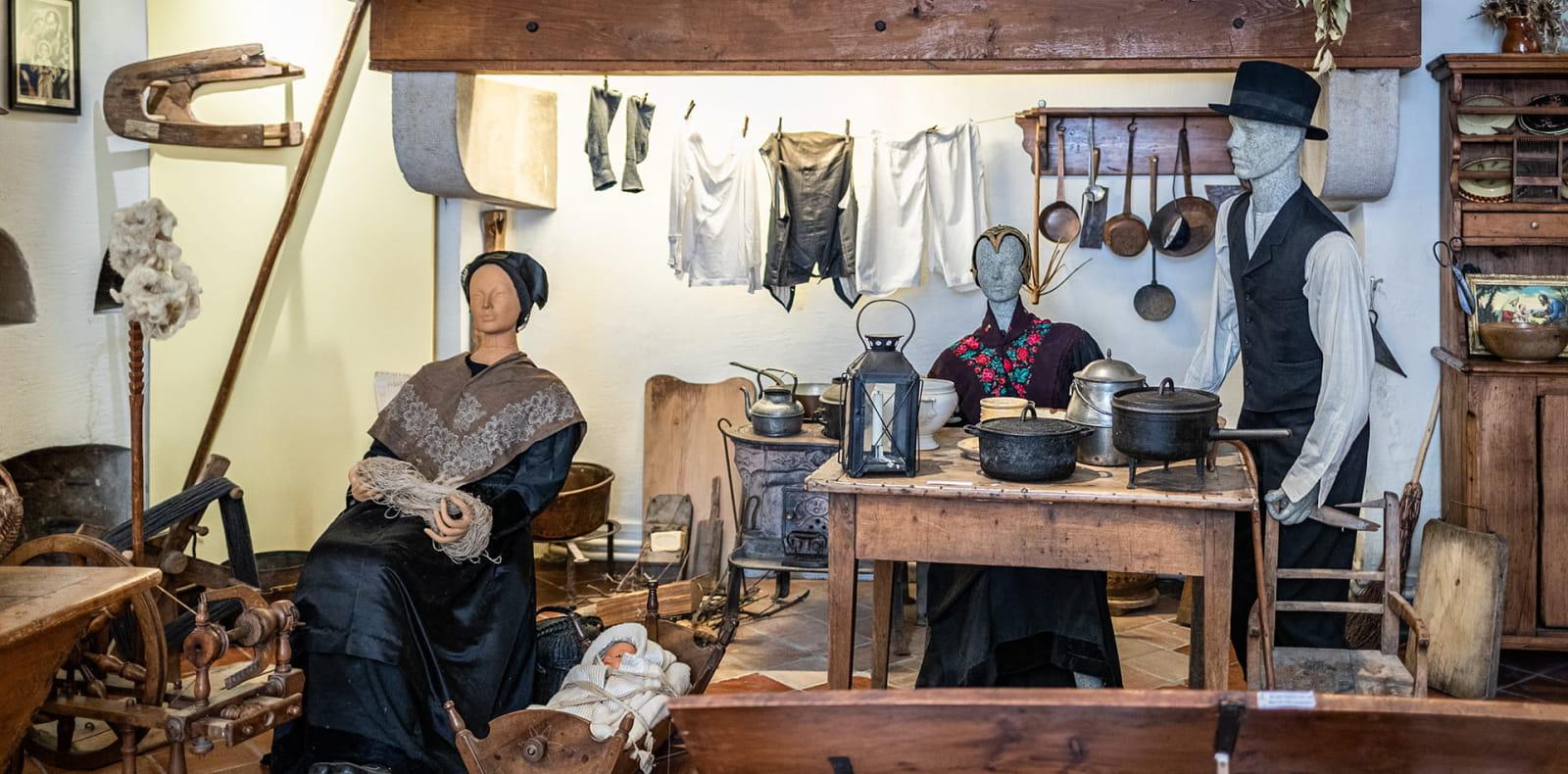 Musée des Traditions Populaires Moûtiers