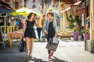 Shopping à Moûtiers