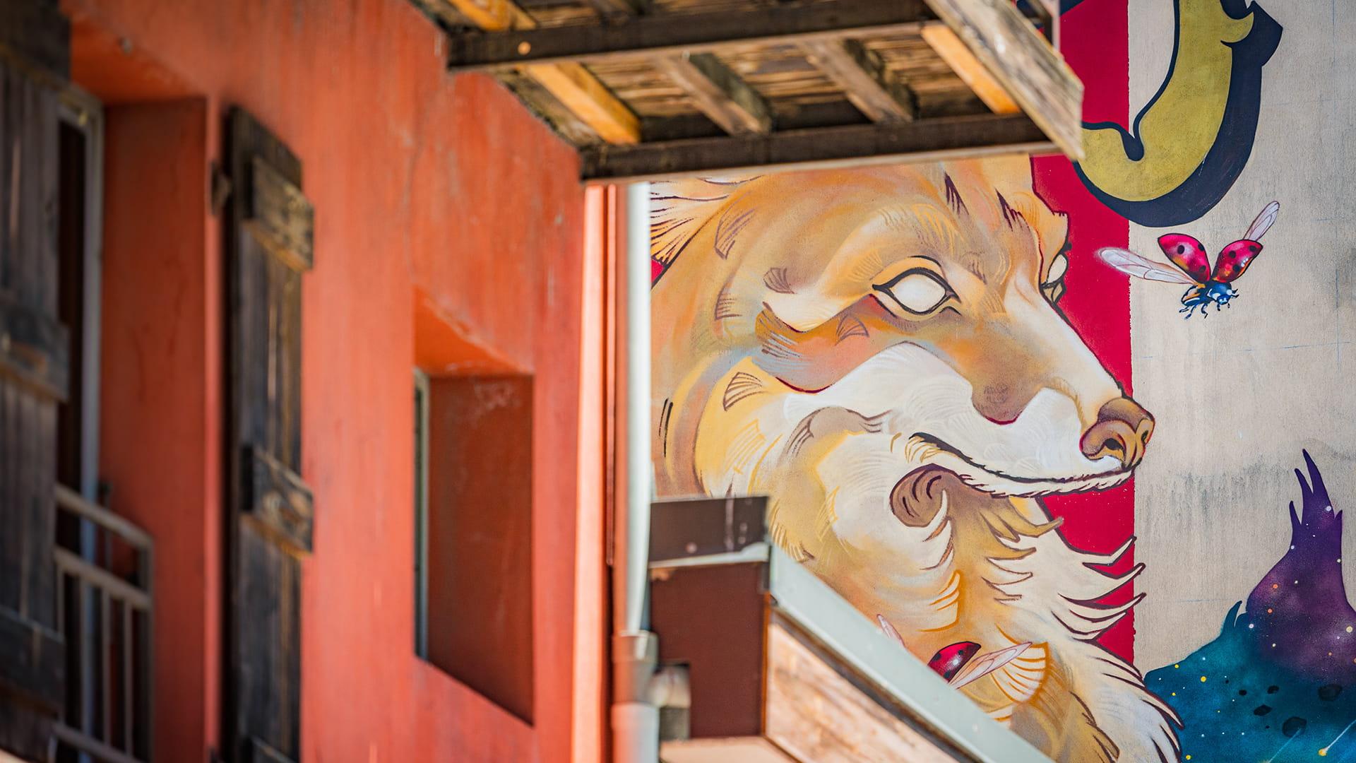 Street Art à Moûtiers